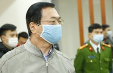 Trial for ex-minister Vu Huy Hoang, accomplices postponed