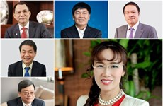 Vietnamese billionaires' net worth increases after battling headwinds of 2020