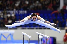 Gymnasts target Olympic slots, SEA Games titles