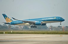 Vietnam Airlines adjusts schedules of flights from/to Vinh city