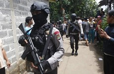 Indonesia freezes Islam group-related bank accounts