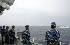 Vietnam, China hold new round of talks on sea-related issues