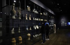 Vietnamese ceramics go on show in RoK