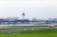 Upgraded runway at Tan Son Nhat airport to be inaugurated on Jan. 10
