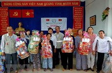 HCM City focuses on caring for the needy ahead of Tet