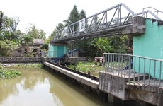 Mekong Delta ensures water supply