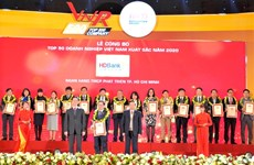 HDBank named among best companies in Vietnam