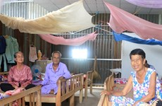 Free shelter for kidney failure patients in Vinh Long