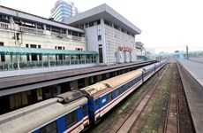 Vietnam Railways Corporation hard hit by COVID-19