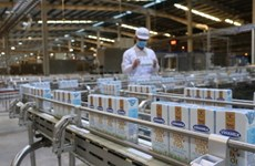 Two more Vietnamese dairy producers licensed to export to China