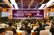 Lao People's Revolutionary Party convenes 11th national congress
