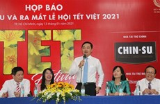 HCM City's Tet Viet festival to honour traditional values