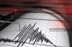 5.9-magnitude earthquake hits Indonesia