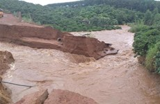 Vietnam witnesses 10-15 flash floods each year