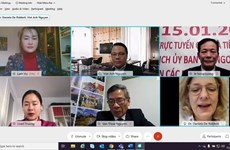 German Bundestag Foreign Affairs Committee hosts webinar on East Sea issue