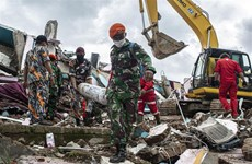 Indonesia records nearly 4,000 deaths from disasters, pandemic since start of 2021