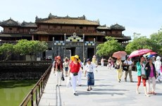 Tourist arrivals to Hue monuments slump in 2020