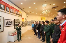 Exhibition on Communist Party of Vietnam opens in Hanoi