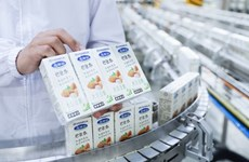 Vinamilk exports plant-based and condensed milk to China