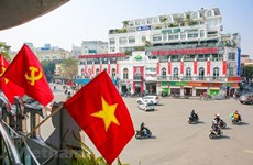 Hanoi readies for 13th National Party Congress