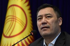 Top Vietnamese leader congratulates new President of Kyrgyzstan