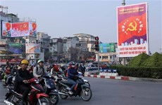 Traffic restriction to be imposed on dozens of Hanoi's streets
