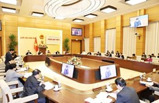 Preparations for virtual national conference on general election discussed