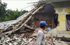 5.5-magnitude earthquake jolts southeast Indonesia