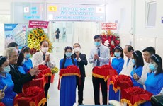HCM City opens Japanese-standard dialysis centre