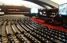 Indonesian parliament discusses candidates overseeing sovereign wealth fund