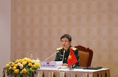 Vietnam attends forum preparing for 2021 Shangri-La Dialogue