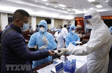 Medical staff trained to serve upcoming 13th National Party Congress