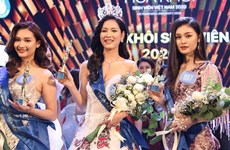 Nam Can Tho University student crowned Vietnam Miss University