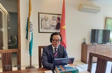 Diplomacy helps raise Vietnam's position in international arena: veteran diplomat