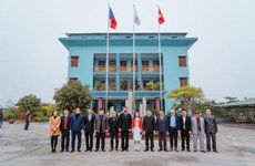 Vietnam to use Czech technology to produce conveyor rollers
