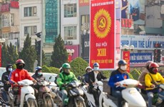 Foreign media highlight significance of 13th National Party Congress to Vietnam