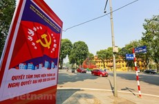 Vietnamese expats in Germany have high expectations for Party Congress