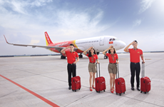 Vietjet honoured 'The Low-Cost Carrier of the Year' for cargo transportation