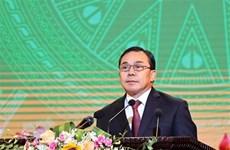 Lao ambassador hails leadership role of Communist Party of Vietnam