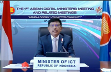 Indonesia supports safe, transformative digital ecosystem in ASEAN