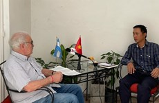 Argentinian party chief praises Vietnamese Communist Party's decisive role