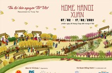 First Hanoi flower street to debut in February for Tet celebrations