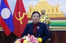 Lao party official spotlights CPV's leadership role in Vietnam's success