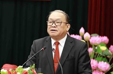 Party's role in building agricultural policy highlighted
