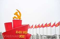 DPRK extends greetings to Vietnam's 13th National Party Congress