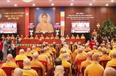 HCM City's Buddhist unit hailed for active engagement in COVID-19 response