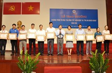 HCM City honours power-saving households