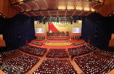 Messages of congratulations extended to 13th National Party Congress
