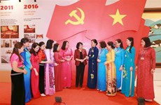Women union leader: Women contributing to national development