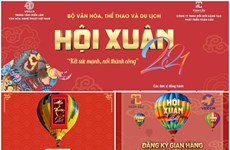 Hanoi: Spring Festival held to welcome Tet holiday